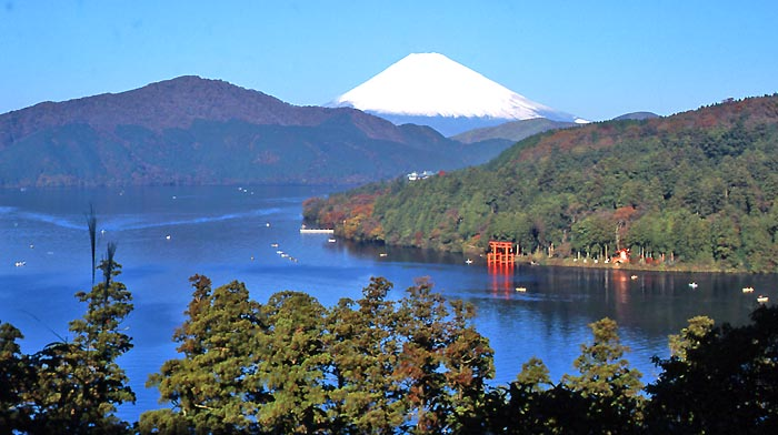 Spas in Hakone